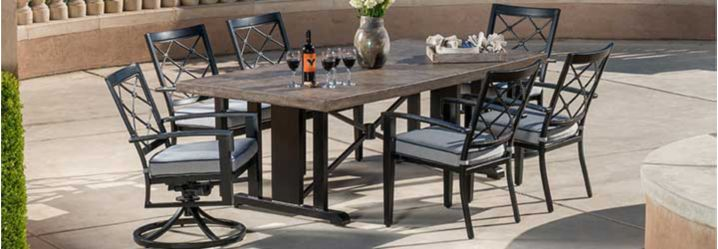 Patio Dining Sets, Outdoor Table & Chairs | Homemakers