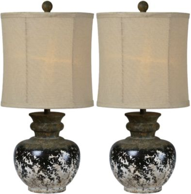 Forty West Collis Table Lamp (Set of 2)