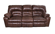 Franklin Dakota Reclining Sofa with Tip Down Table