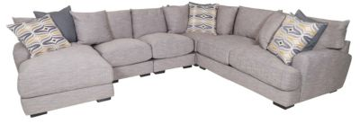 Franklin Barton Left-Side Chaise Modular Sectional