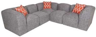 Franklin Freestyle 5-Piece Modular Sectional