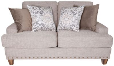 Franklin Hobbs Loveseat