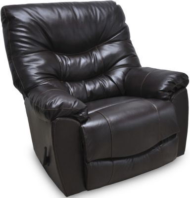 Franklin Trilogy Leather Rocker Recliner