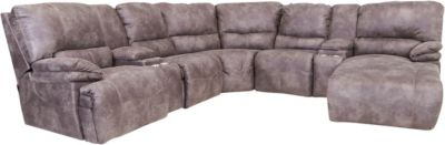 Franklin Boulder 4-Piece Power Reclining Sectional