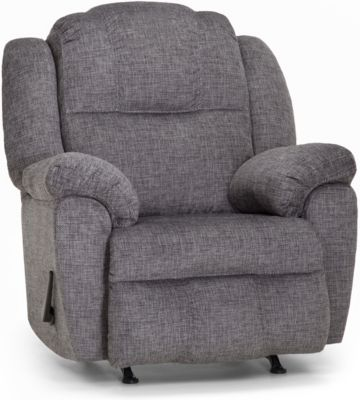 Franklin Victory Gray Rocker Recliner