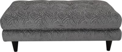Franklin Ottoman With Flair Rectangle Tufted Ottoman
