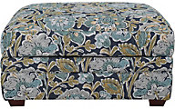 Franklin Ottoman With Flair Storage Ottoman
