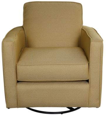 Fusion Gold Mine Citron Swivel Glider