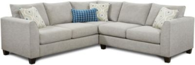 Fusion Paradigm 2-Piece Sectional
