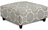 Fusion Brianne Twilight Cocktail Ottoman