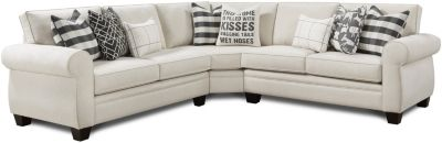 Fusion Popstitch 3-Piece Sectional