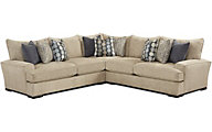 Fusion Handwoven 3-Piece Sectional