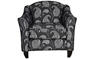 Fusion Gallo Ink Accent Chair