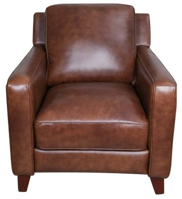 Futura 10052 Collection 100% Leather Chair