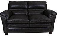 Futura 10349 Collection 100% Leather Loveseat