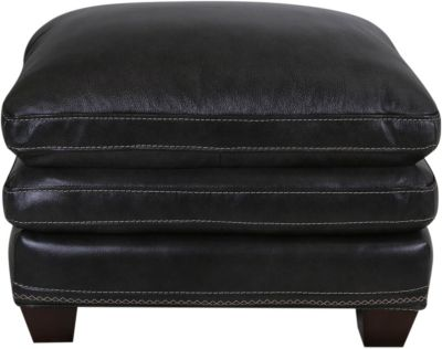 Futura 10349 Collection 100% Leather Ottoman