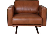 Futura 10046 Collection 100% Leather Chair