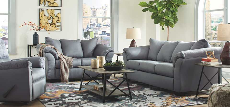 First apartment living room furniture