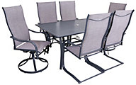 Gather Craft Lucca 7-Piece Outdoor Dining Set