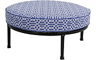 Gather Craft Pellaro Ottoman