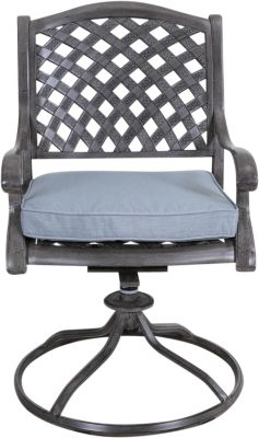 Gather Craft Macan Swivel Dining Chair