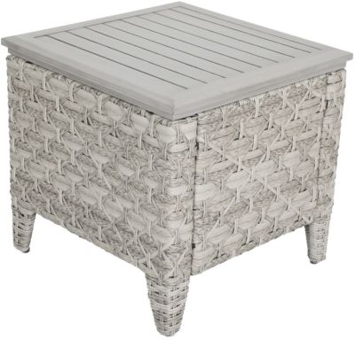 Gather Craft Montford Outdoor Square End Table