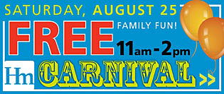 Free Family Carnival Event!