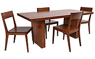 Greenington Nova Aurora Table & 4 Chairs