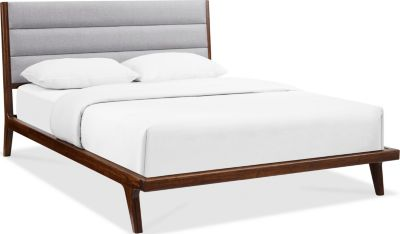 Greenington Mercury Upholstered King Bed