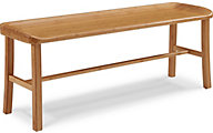 Greenington Tulip Bamboo Bench