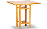 Greenington Tulip Bamboo Bar Table
