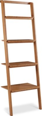 Greenington Currant Leaning Bookshelf