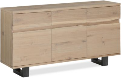 Global Home Group Oak Mill Live Edge Sideboard
