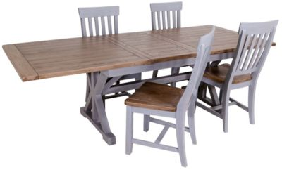 Global Home Group New Haven 5-Piece Dining Set