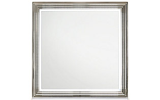Global Aspen White Mirror
