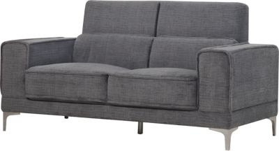 Global U6108 Collection Loveseat