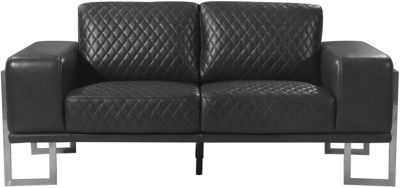 Global U808 Collection Loveseat