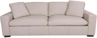 Gtr Leather 6456 Collection 100% Leather Sofa