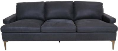 Gtr Leather 6588 Collection 100% Leather Sofa