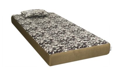 Glideaway Jubilee Camo Mattress with Free Pillow
