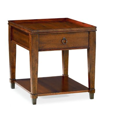 Hammary Furniture Sunset Valley Drawer End Table