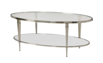 Hammary Furniture Mallory Oval Coffee Table