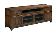 Hammary Furniture Sunset Valley 72-Inch Entertainment Console