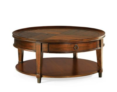 Hammary Furniture Sunset Valley Round Coffee Table