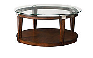 Hammary Furniture Solitaire Round Coffee Table