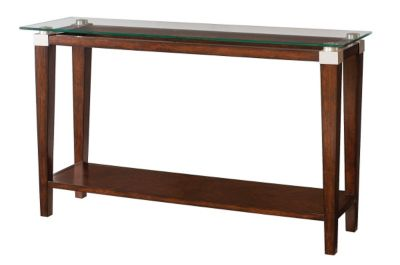 Hammary Furniture Solitaire Sofa Table