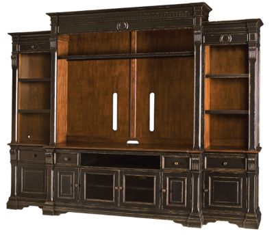 Hammary Furniture Dorset Entertainment Center