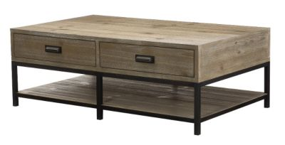 Hammary Furniture Parsons Coffee Table