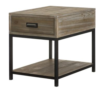 Hammary Furniture Parsons End Table