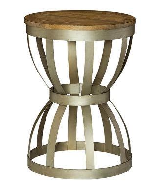 Hammary Furniture Modern Theory Round End Table